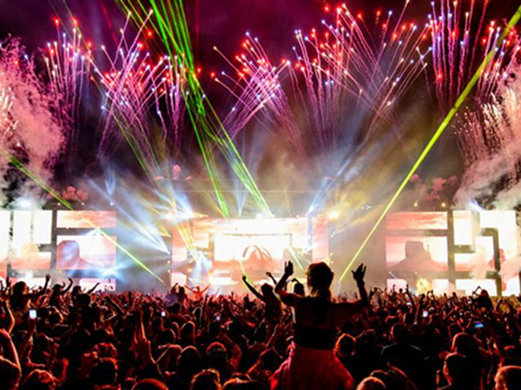 The EDC UK bookers give us their exclusive festival playlist