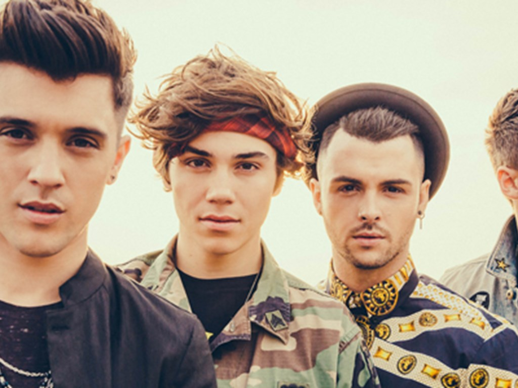 Union J announce special open air show for Leeds' Millennium Square