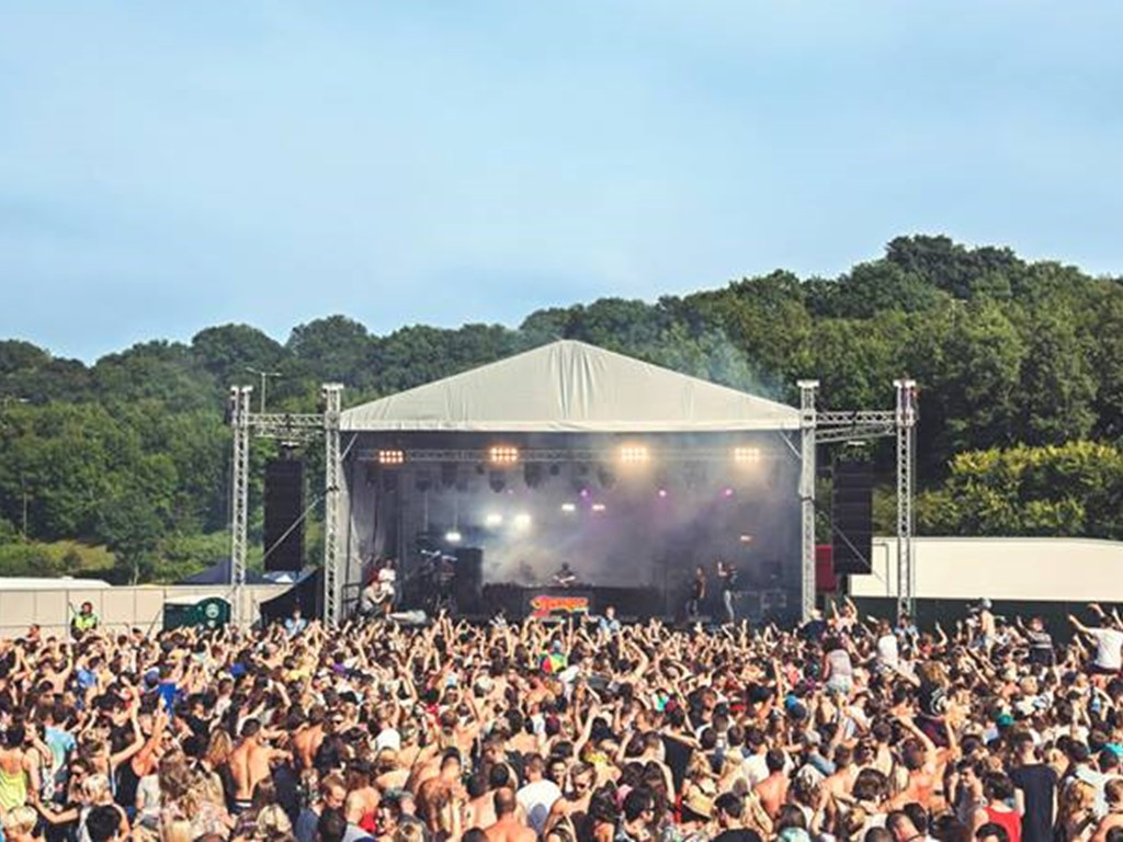 Shakedown Festival welcomes MK, Camo & Krooked and more to Brighton this August