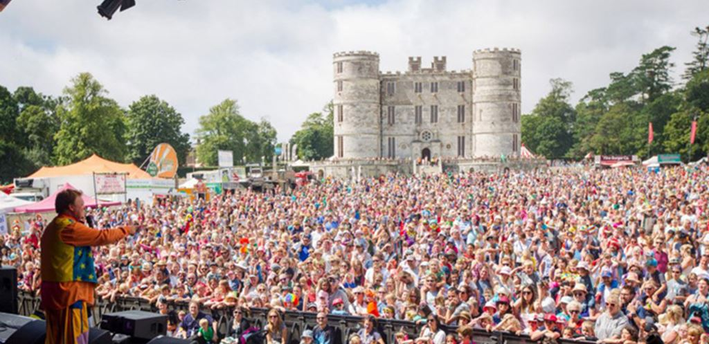 Camp Bestival goes wild for 2015
