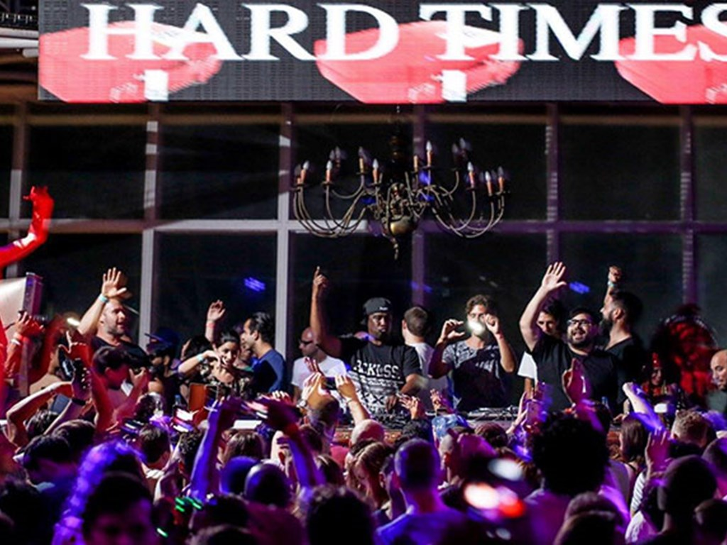 Hard Times Announce Ibiza Residency At Privilege