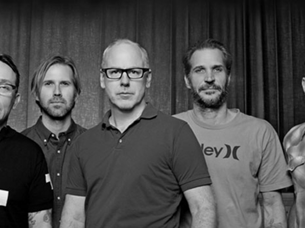 Bad Religion tour the UK as they begin work on new album