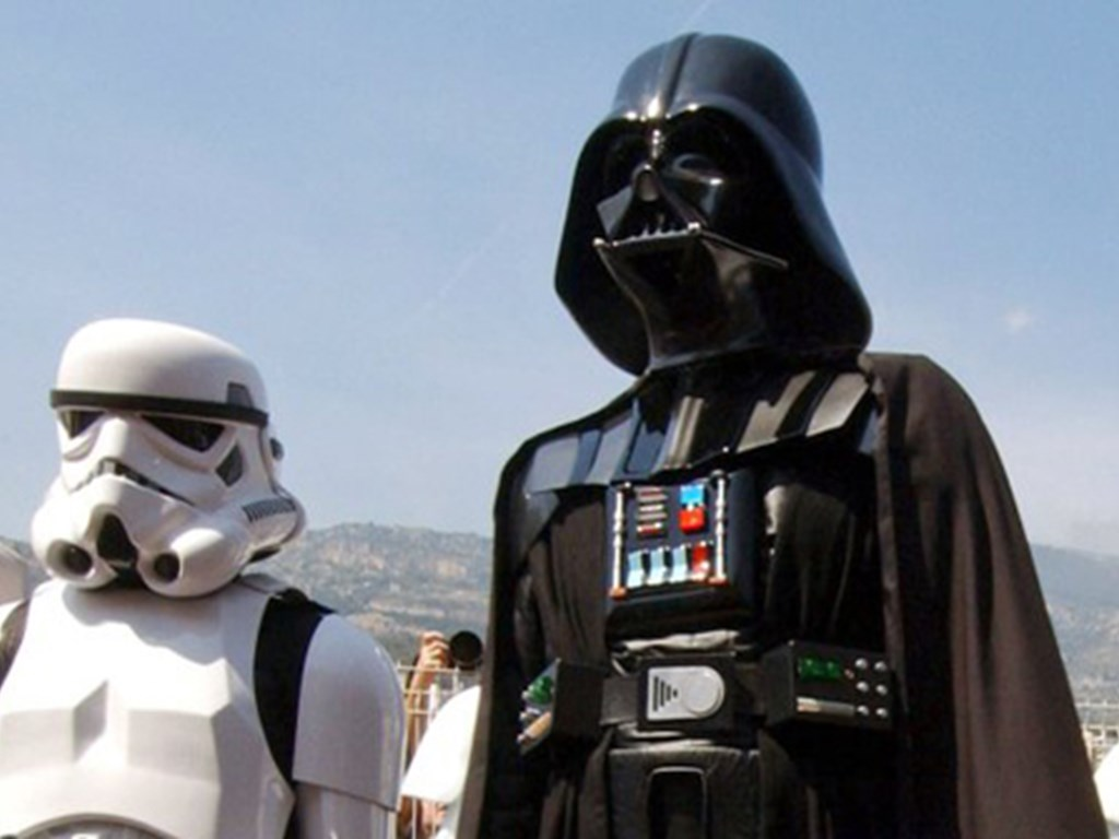 Manchester hosts 'For the Love of the Force' Star Wars fan convention