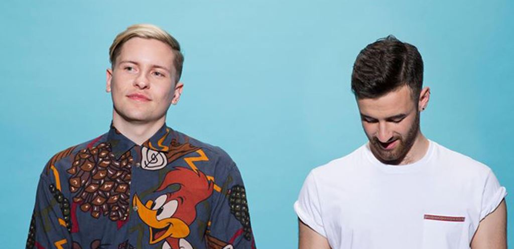 Blonde bring their Live tour to Canal Mills Leeds