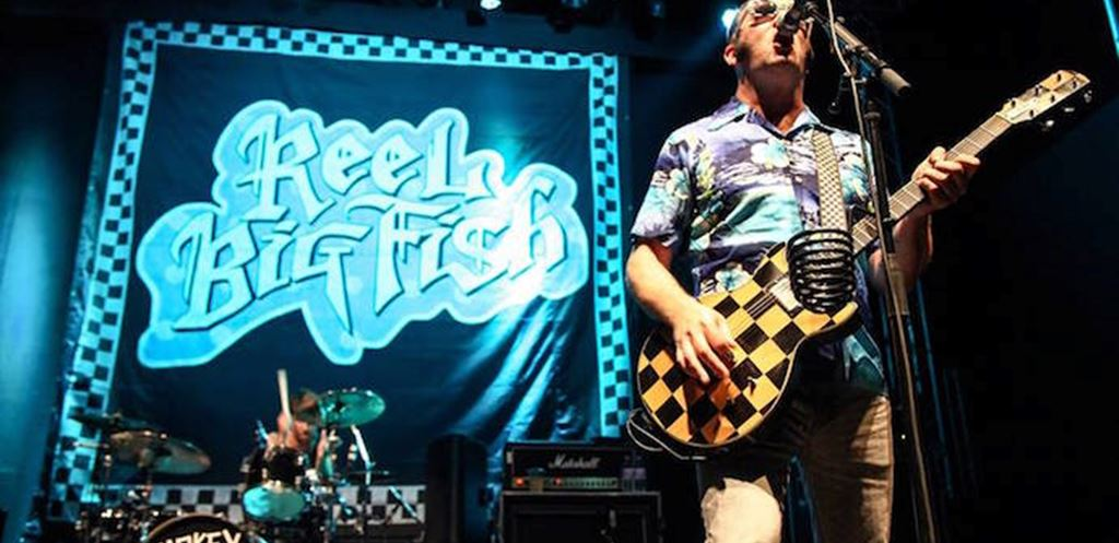 In Review: Reel Big Fish at O2 - Academy Leeds