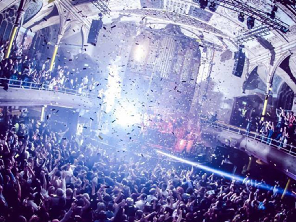 Kaluki host Dubfire and Solomun at Manchester's Albert Hall