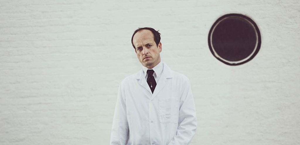A Split Personality: Exploring the mind of Matthew Herbert