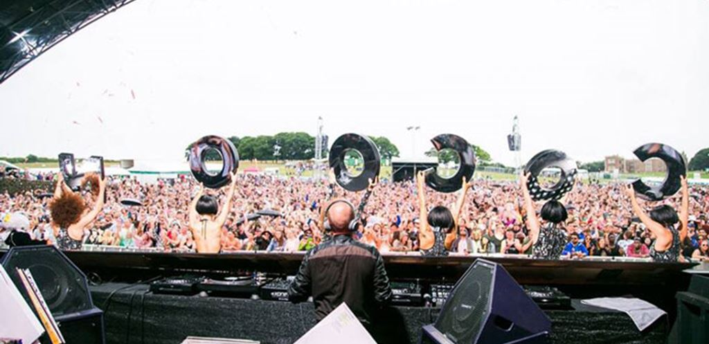 [Event Review] Cocoon In The Park 2015