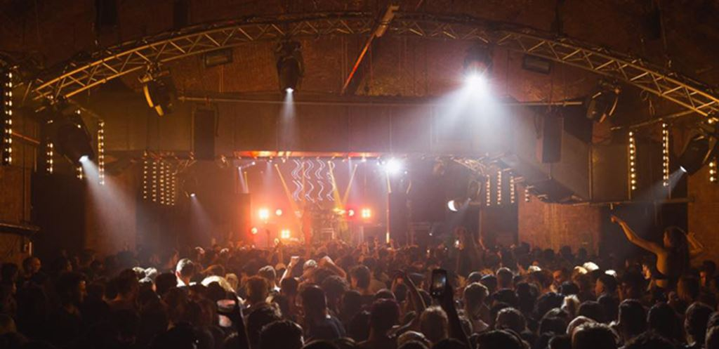 In Review: The Warehouse Project Launch Party
