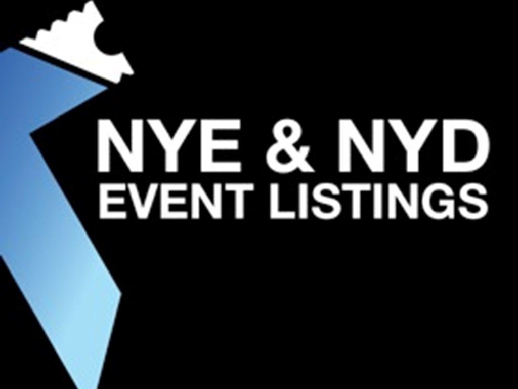 New Years Eve & New Years Day Events