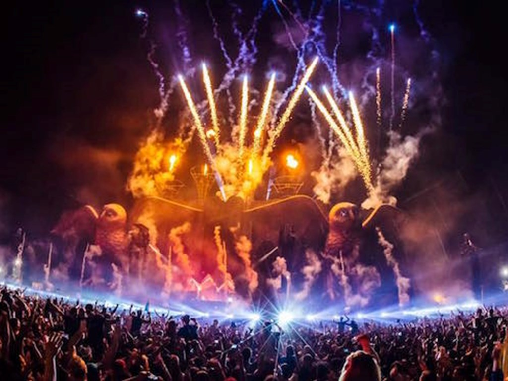 EDC UK 2016 Tickets On Sale Now