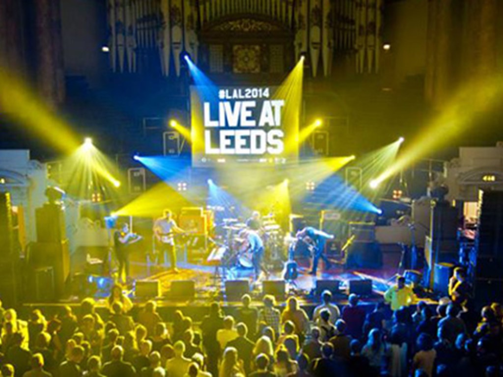 Live at Leeds reveal first wave of confirmed acts for 2015