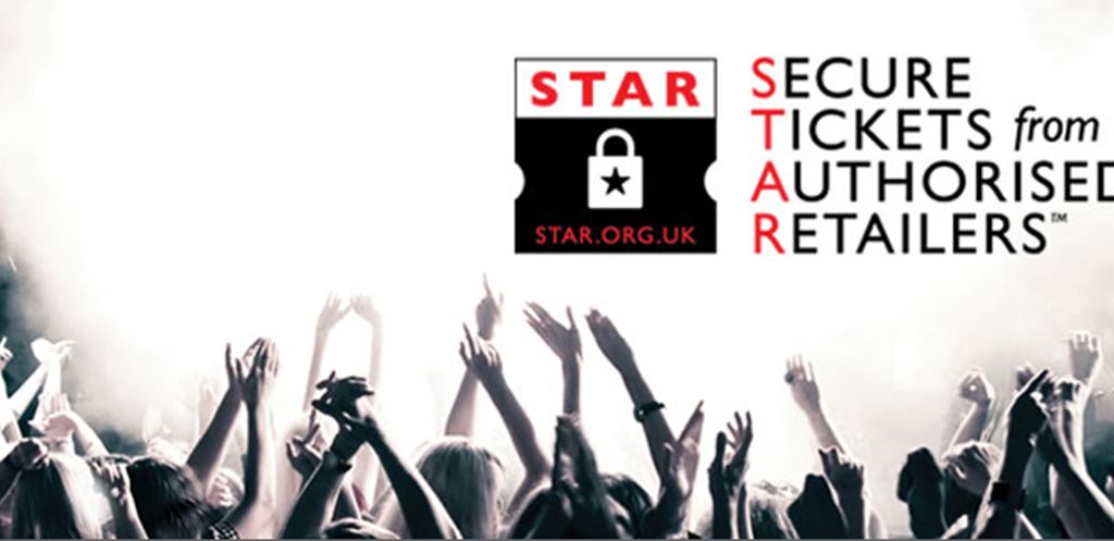Look for the STAR - Buy tickets with confidence