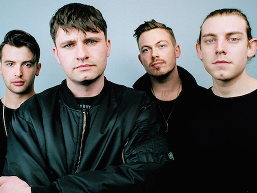 Lower Than Atlantis perform new single in Live Lounge Special