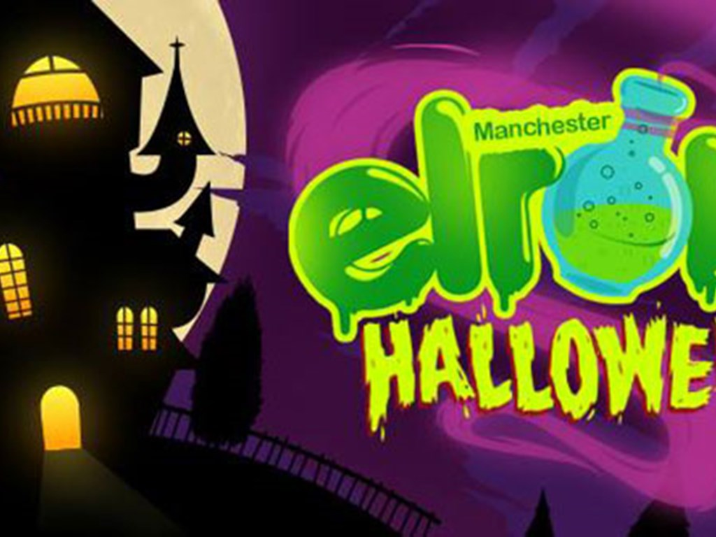Elrow head to Manchester for Daytime Halloween Thriller