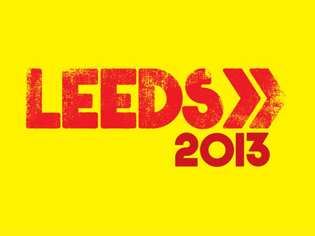 Leeds Festival 2013 – On Sale Now