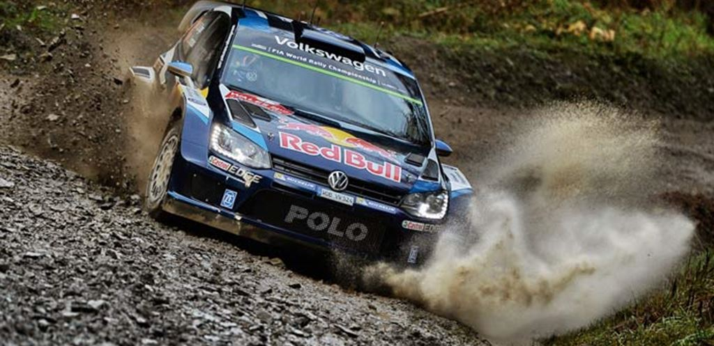Wales Rally GB returns to Deeside this October
