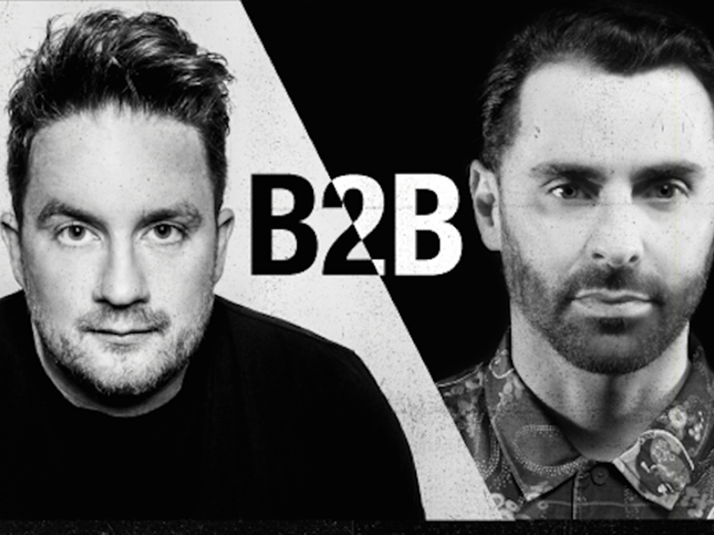 Eats Everything and Yousef to play b2b at Winter Social 2016