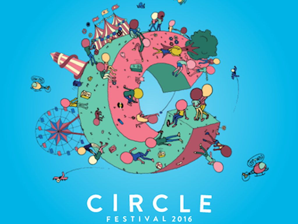 Circle Festival pre-sale tickets On Sale Now