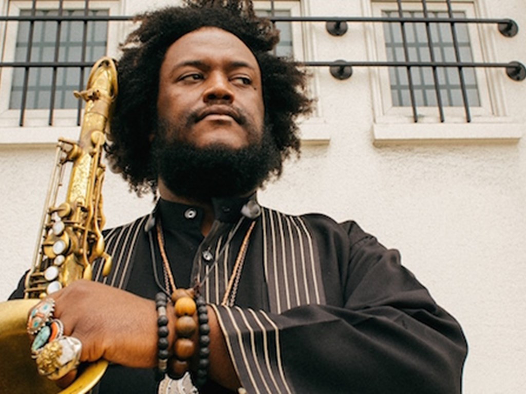 Kamasi Washington heads to Birmingham this June