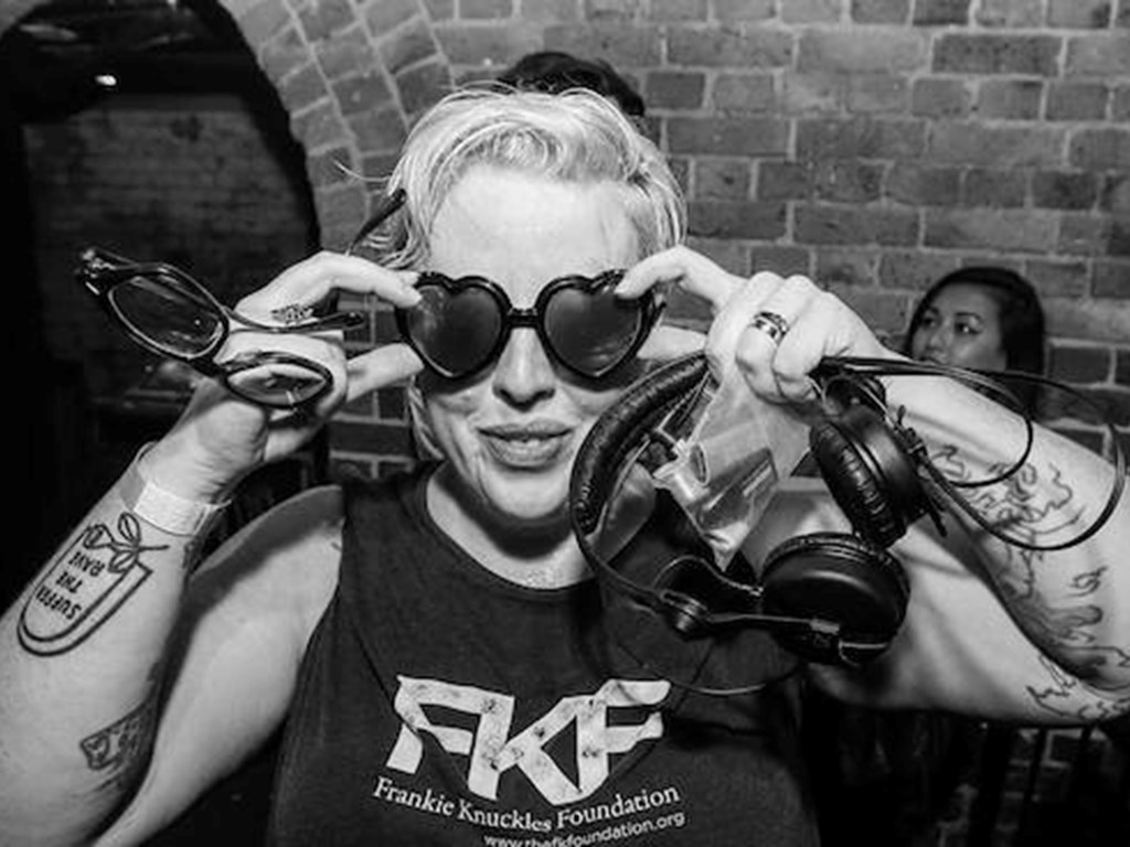 Mix of the Week: The Black Madonna