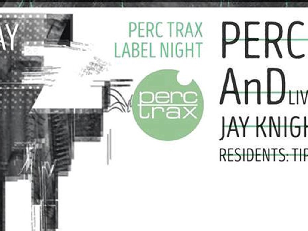 In Review: Blacklight - Perc Trax Showcase