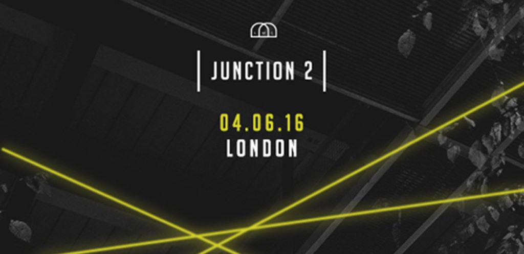 Junction 2 festival launches in London - June 2016