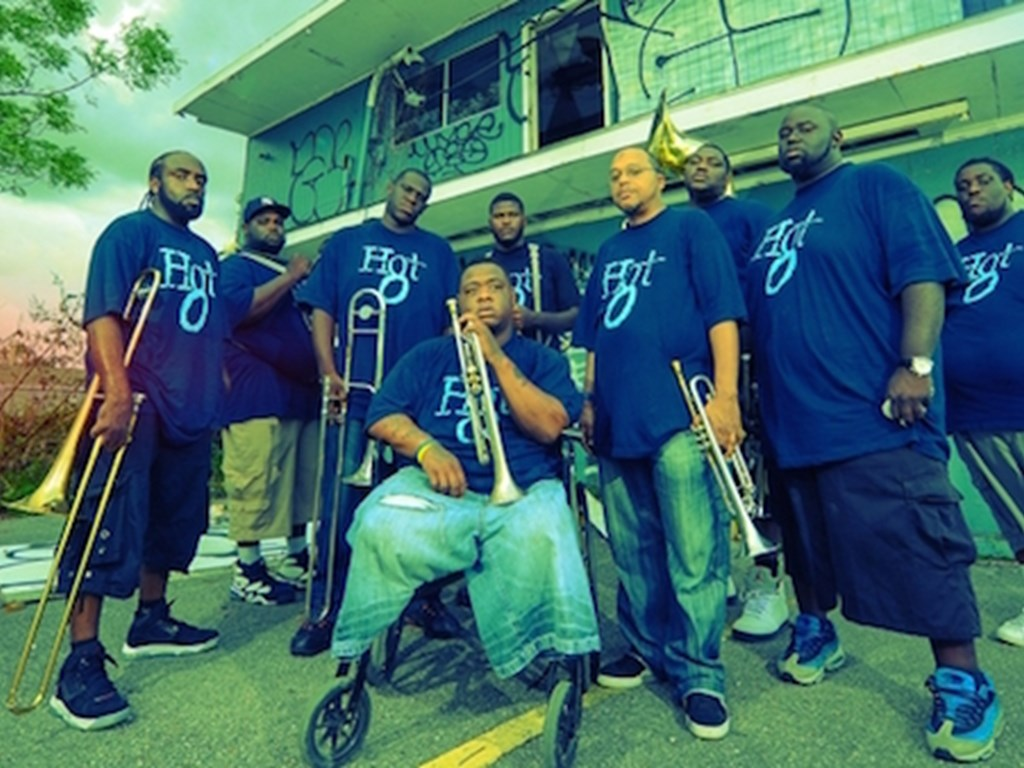 Hot 8 Brass Band, Craig Charles, Spring King & more added to House Of Common