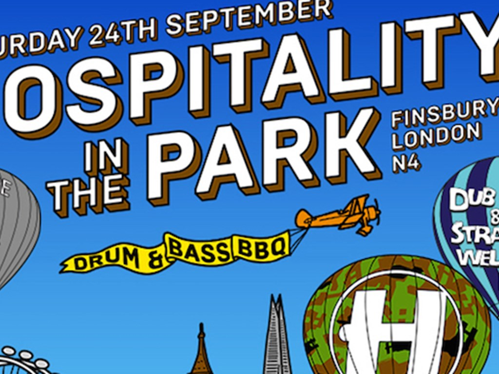 Hospitality In The Park ON SALE NOW