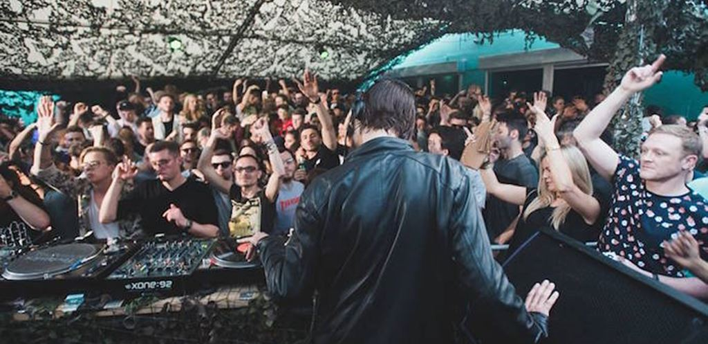 In Review: System & Set One Twenty Terrace Party - Riccardo Villalobos, Rhadoo & More