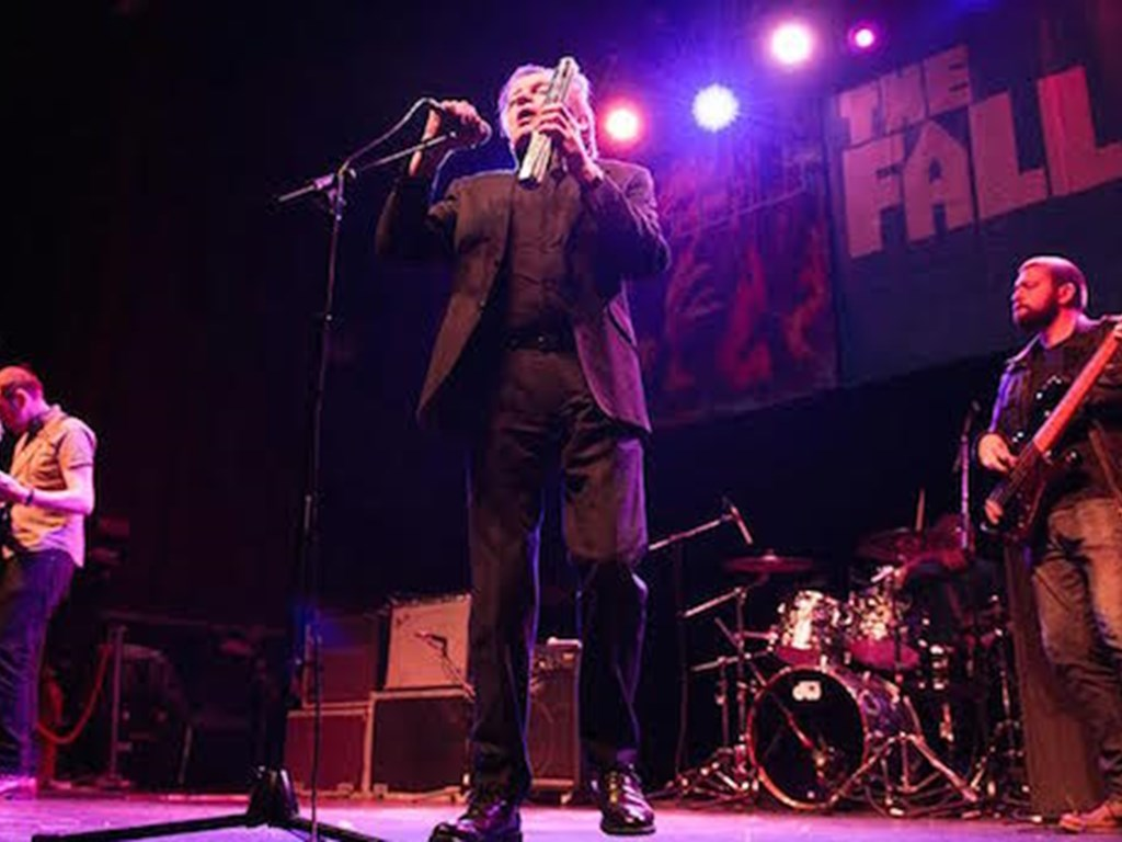 In Review: The Fall at O2 Ritz Manchester