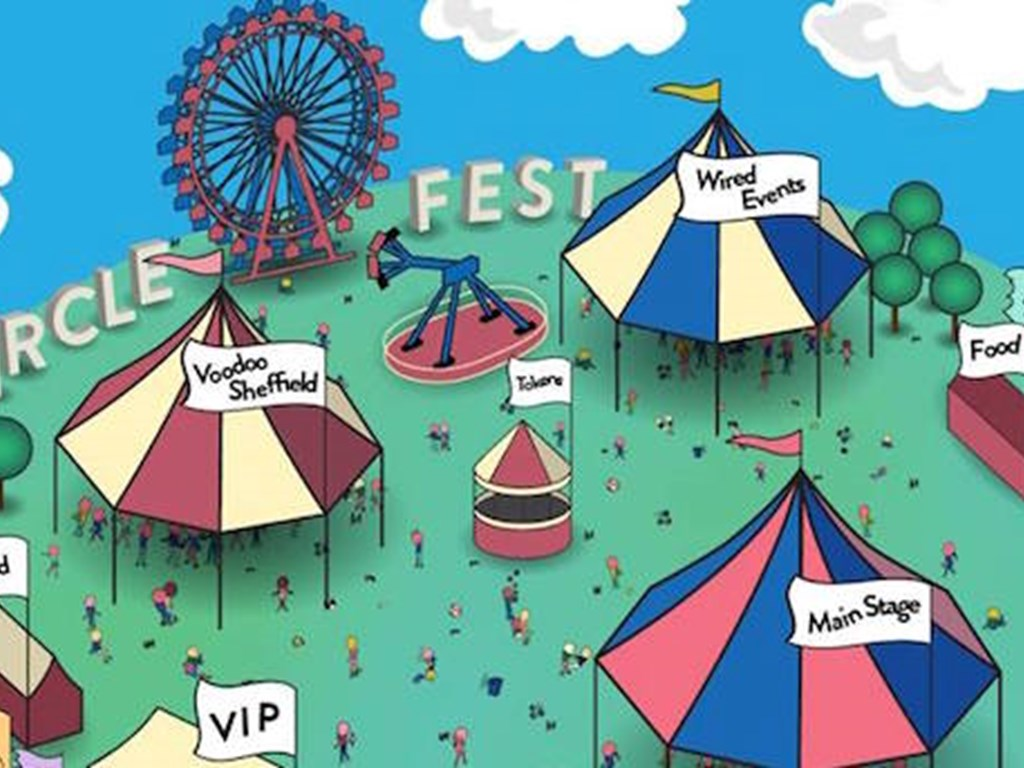 Registration for Circle Festival pre-sale tickets now open