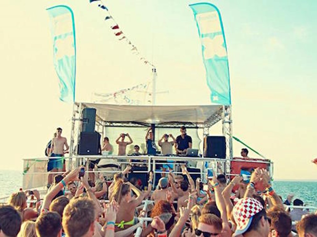 Hideout Festival announces Boat Parties for 2016