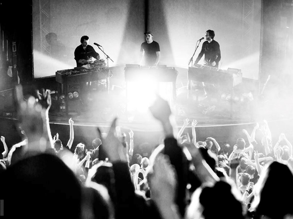 [Event Review] Moderat at The Albert Hall