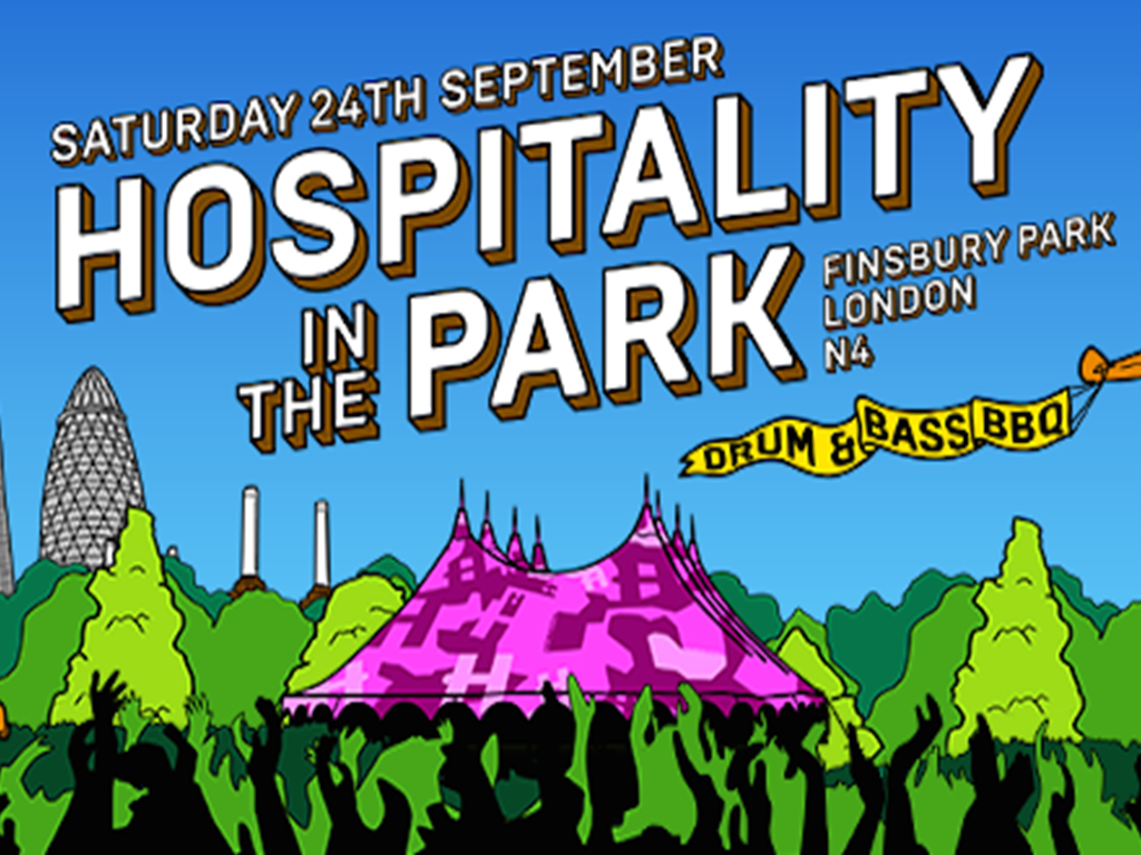 Rampage announced as stage 2 host at Hospitality In The Park