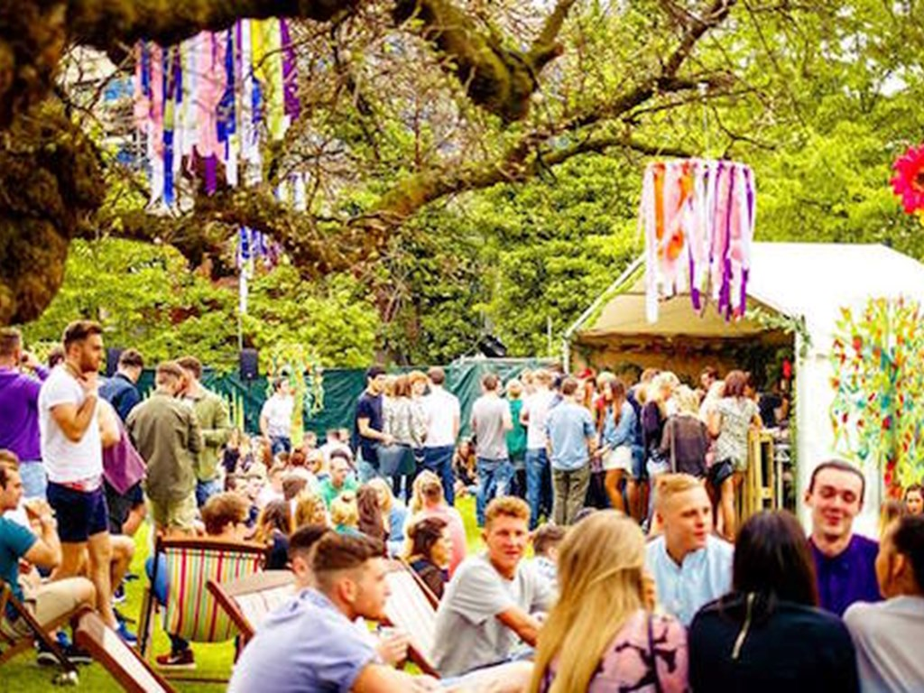 The Garden Party set to return to the Faversham this May