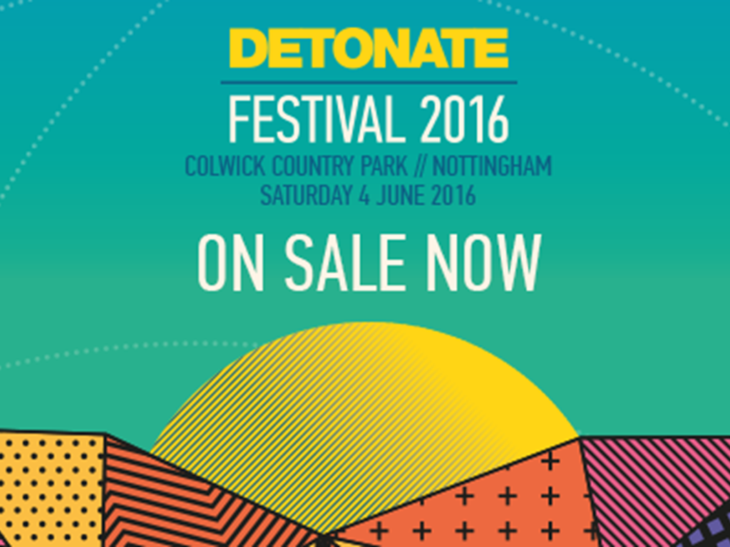 Detonate Festival ON SALE NOW