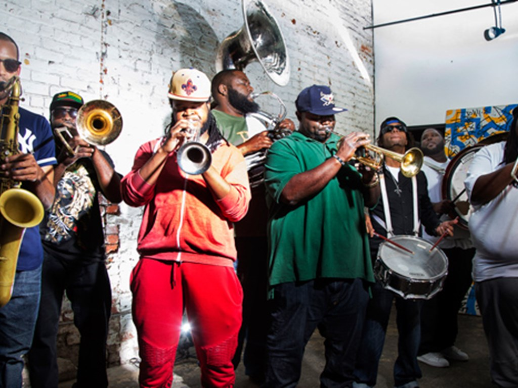 Hot 8 Brass Band to perform in Sheffield