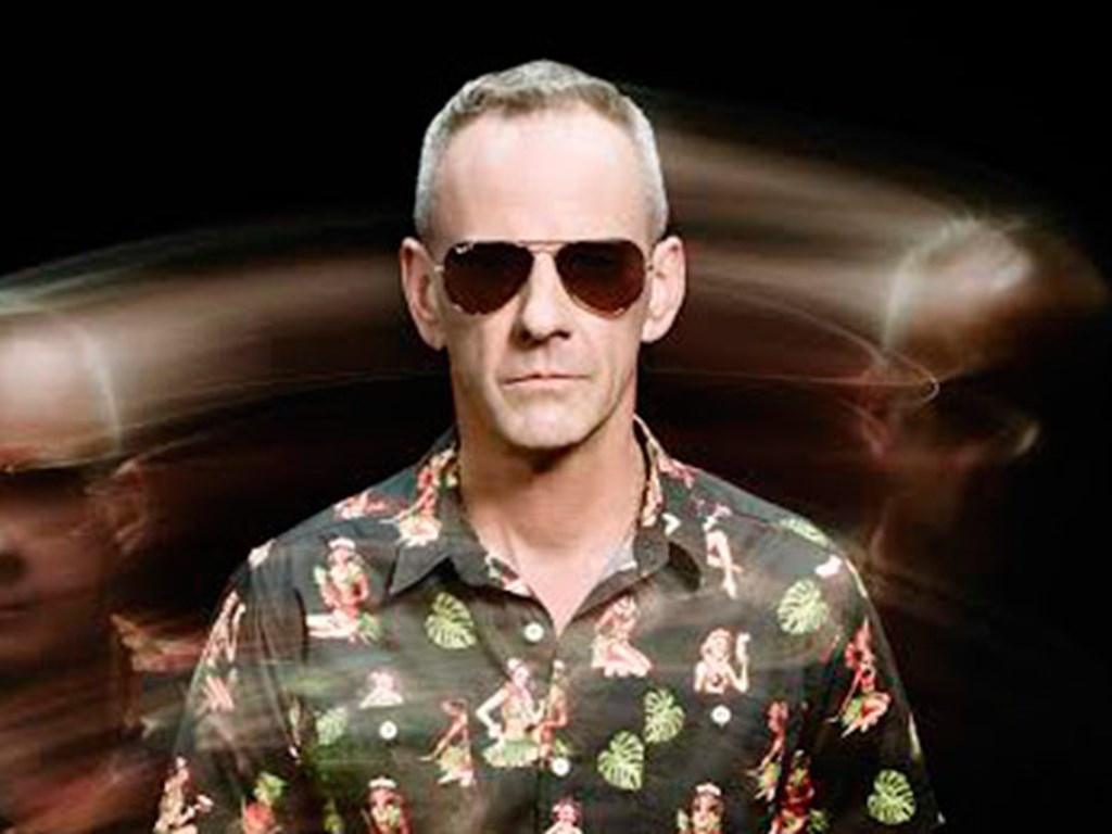 Fatboy Slim heads to Church