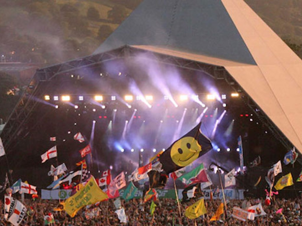 Suffering from Glastonbury envy?
