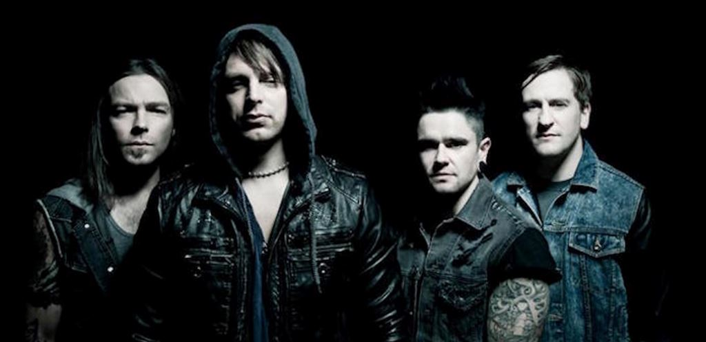Bullet for My Valentine head to Sheffield
