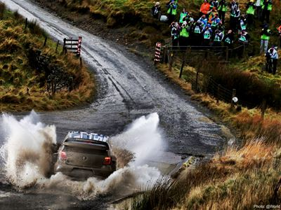 Dayinsure Wales Rally GB returns for 2018 with brand new, never been used before route