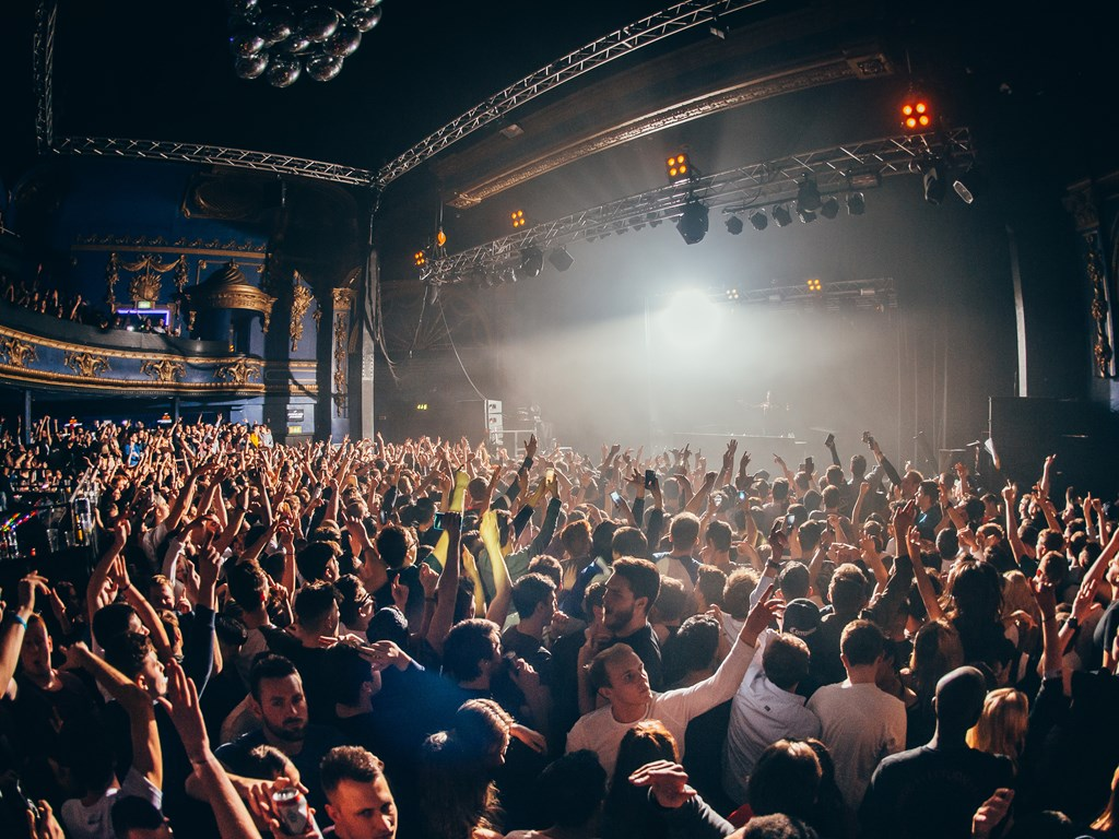 CruCast claim huge date at London's Electric Brixton