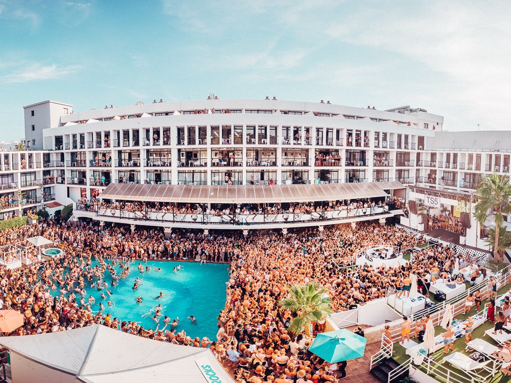 elrow pool party brings Paco Osuna to Ibiza Rocks Hotel