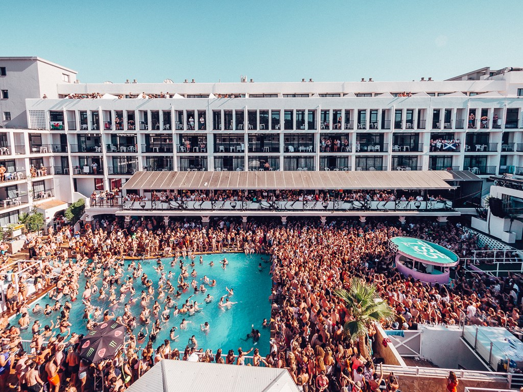 Lineups for Rudimentals Ibiza Rocks Hotel residency revealed
