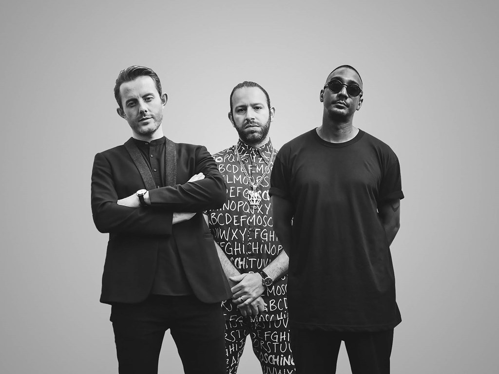 Chase & Status to see New Year in Sheffield
