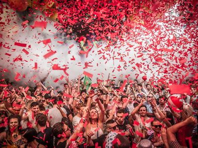 elrow to take over Leeds' Canal Mills for two dates this March
