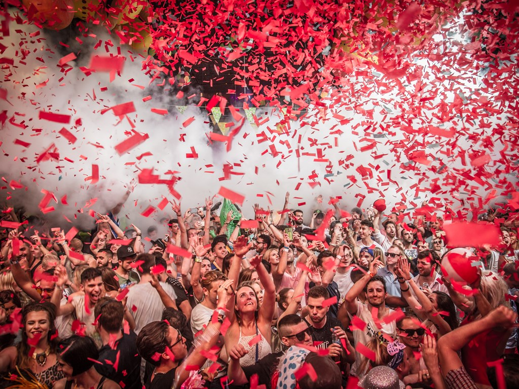 Elrow Town London to feature second day closing ceremony