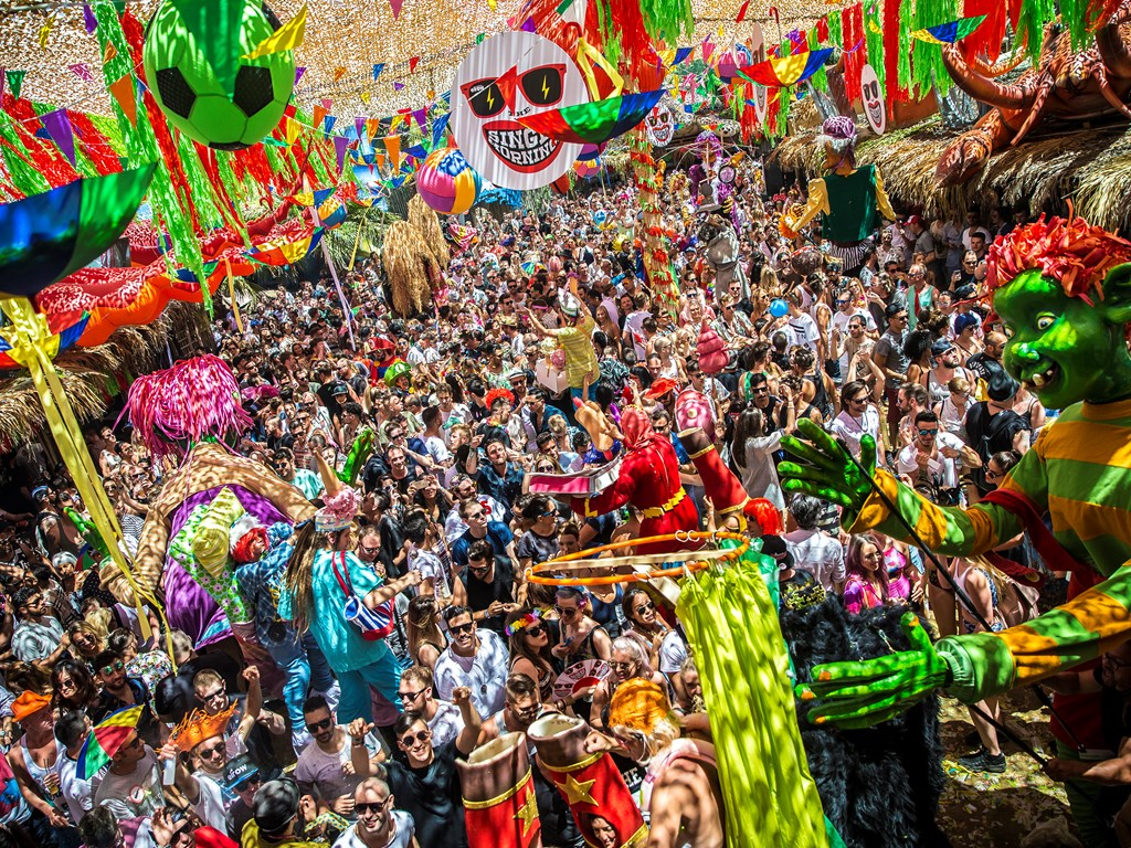Ibiza Rocks to host elrow pool parties