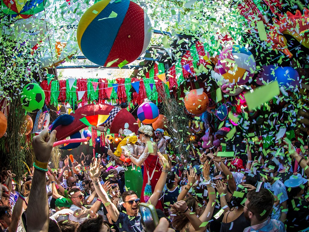 Lineup revealed for In:Motion New Year's Day elrow takeover
